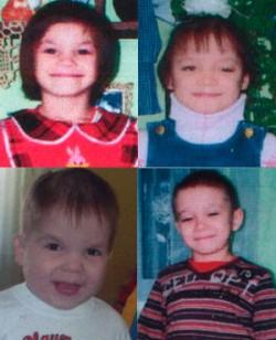 Igor, Maxim, Olya, Sveta