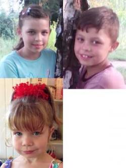Leonid, Veronica, Olga